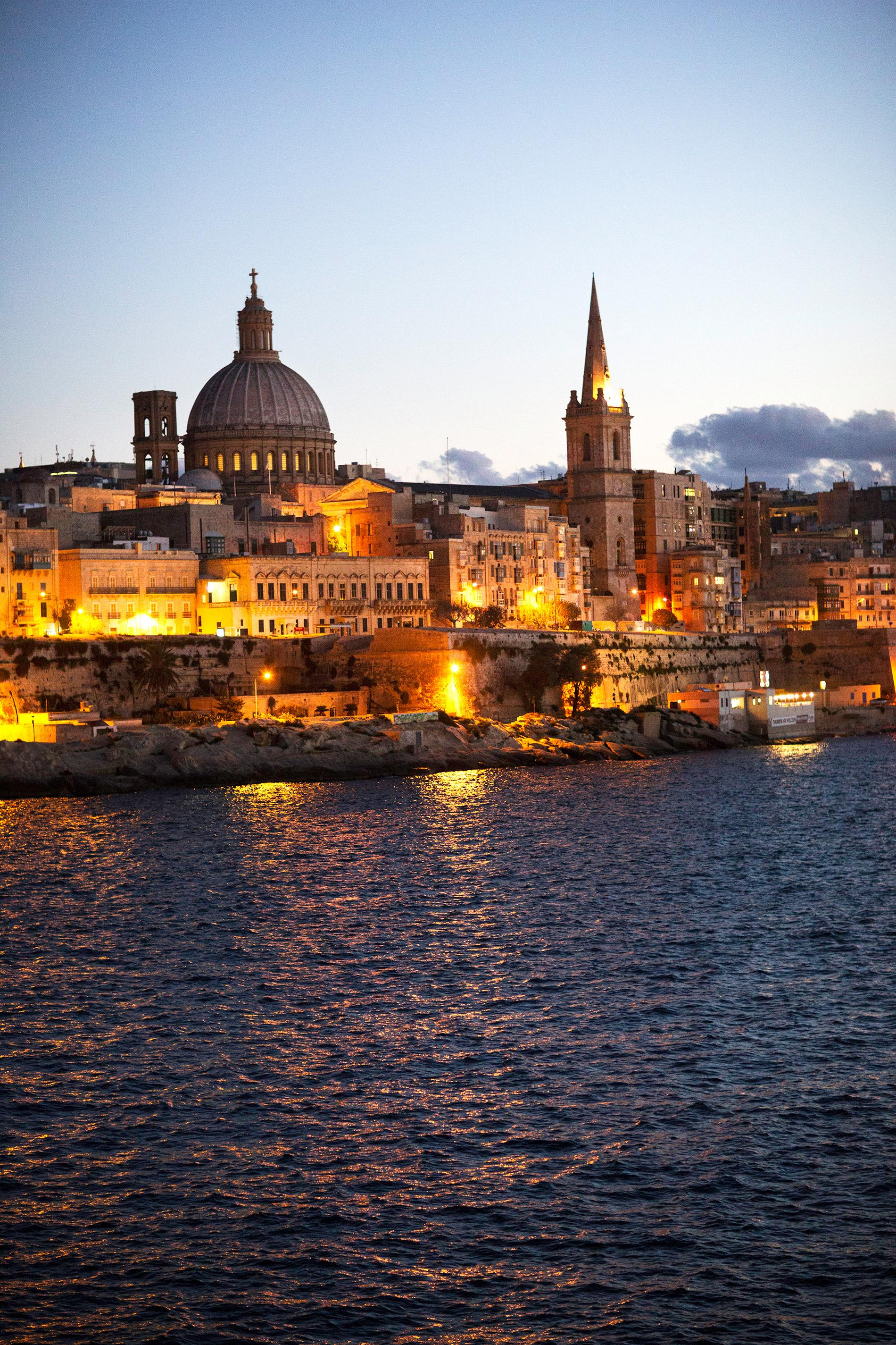 vad heter maltas huvudstad