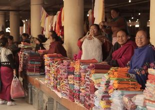 Här är världens största marknad – som styrs helt av kvinnor