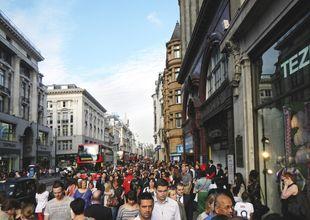 London: Nu ska ett av världens hetaste shoppingstråk bli gågata