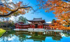 Topplista: Japan nyhet bland höstens populäraste resmål