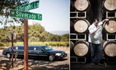 Kalifornien: Vinresa i Napa Valley