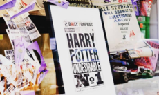 10 måsten i London för Harry Potter-nördar