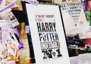 9 måsten i London för Harry Potter-nördar