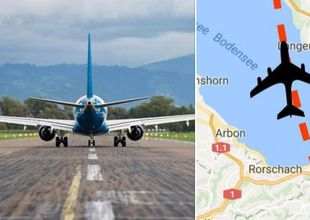 Världens kortaste internationella flygresa kommer att vara i endast 8 minuter