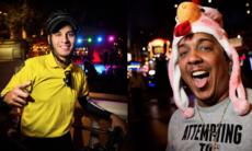 Sin City by night – 12 röster från Las Vegas