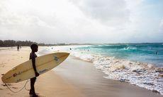 Moçambique – surf, stränder och magiska möten