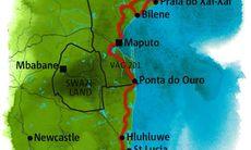 Guide: Roadtrip Sydafrika/Moçambique