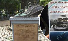 """""""Bläckfisktragedin i New York vi minns än idag"""" – påkostad bluff vilseleder turister"""