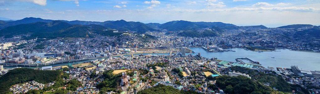24 timmar i Nagasaki – ett dygn med ramen, kyrkor och kärnvapenshistoria