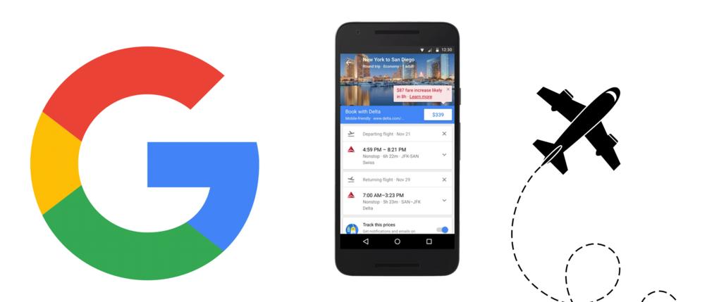 Ny tjänst från Google ska hjälpa dig fynda billiga flygbiljetter