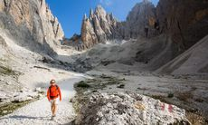 Vandra i Dolomiterna: På äventyr i storslagna berg