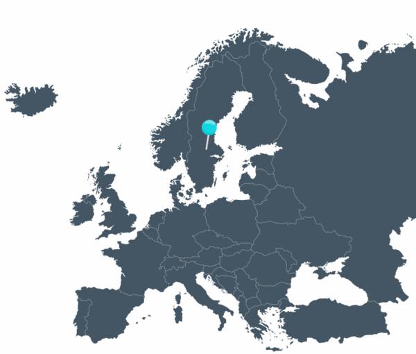 Australien Karta Lander.Quiz Europas Lander Hur Manga Kan Du Pricka In Pa En Karta