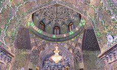 Den här moskén i Iran är en av de häftigaste vi sett på länge