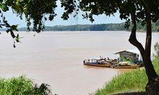 Isolerad vildmark: Flodbåt genom Amazonas hjärta