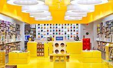 Världens största Legobutik har öppnat i London