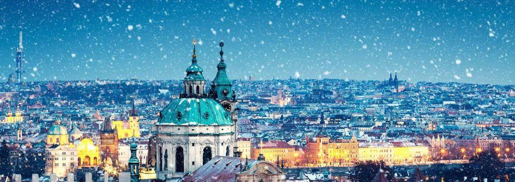 Svenskarnas populäraste weekendstäder i vinter