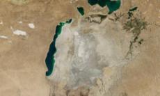 12 skrämmande före och efter-bilder från NASA visar hur mänskligheten sakta förstör vår planet