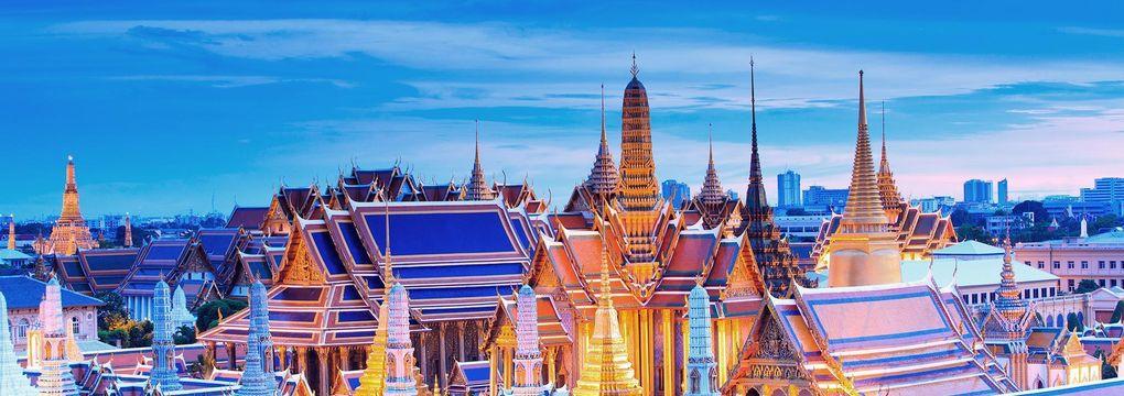 Bangkok: 8 måsten i metropolen för förstagångsbesökaren