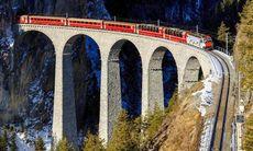 I elfte timmen försöker EU rädda den europeiska tågtrafiken