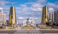 Ny flyglinje till Kazakstan