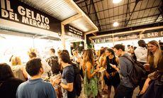 Ny matmarknad med italienska smaker har öppnat i London