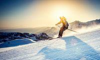 Efter väderkrisen – nu kommer snön till Alperna