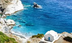 Amorgos – Greklands mest romantiska ö