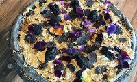 Här äter du New Yorks dyraste pizza – är täckt med 24-karats guld och kaviar