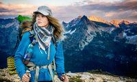 Möt kvinnan som vandrade 428 mil genom USA