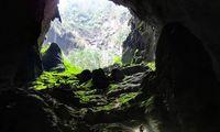 Världens största grotta Hang Son Doong öppnar upp för turister
