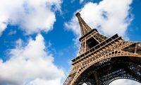 Skottsäker glasvägg ska byggas runt Eiffeltornet