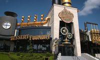 Här kan du uppleva Willy Wonka's chokladfabrik på riktigt!