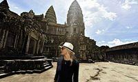 27-åriga Cassie blev första kvinnan att besöka världens alla länder