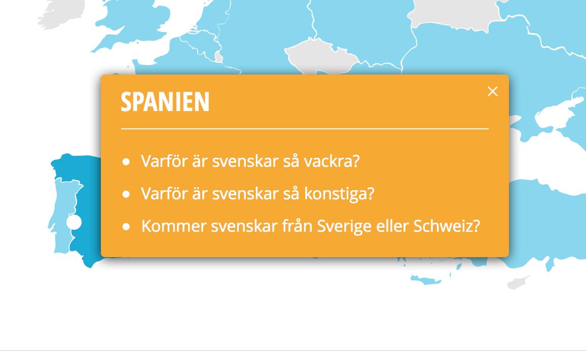 Vi svenskar kan bli europeer