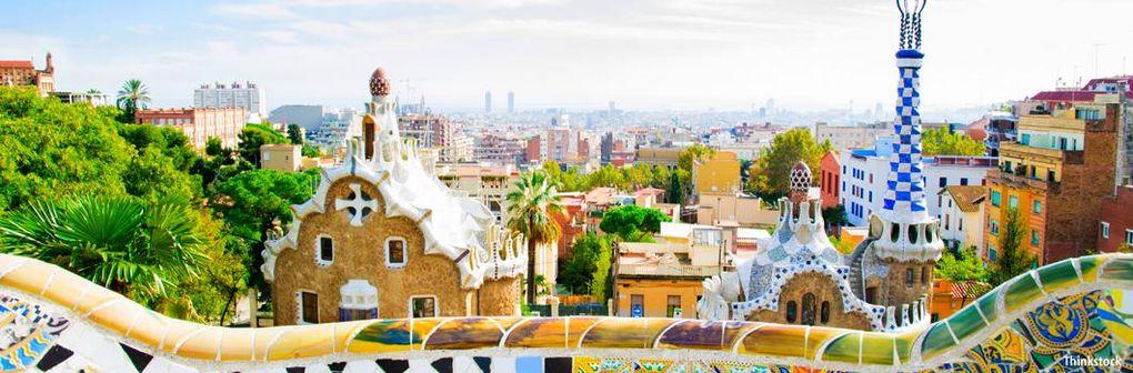 Barcelona - stor cityguide
