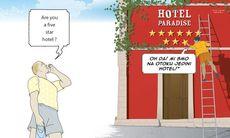 Granskning: Vad betyder hotellstjärnorna?