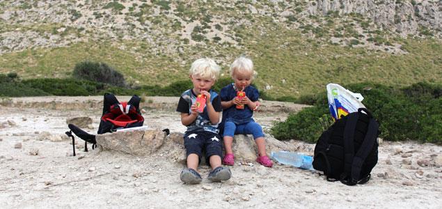 Vandra Med Barn På Mallorca Vagabond