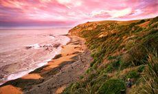 Äventyr på Nya Zeelands sydö Banks Peninsula