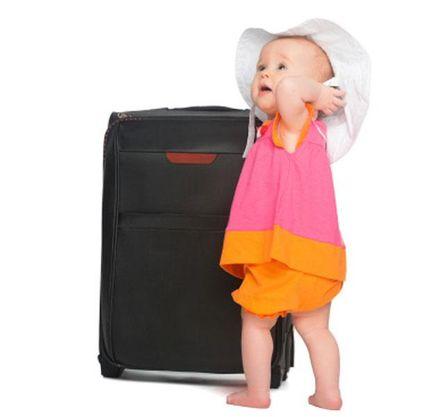 Packlista för resa med bebis – Vagabond
