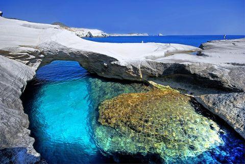 Finaste öarna i grekland