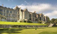 10 bästa slotten i Storbritannien