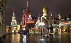 24 timmar i Moskva