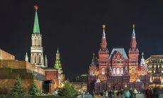 Moskva på liten resbudget