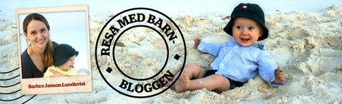 Resa Med Barn Bloggen Vagabond