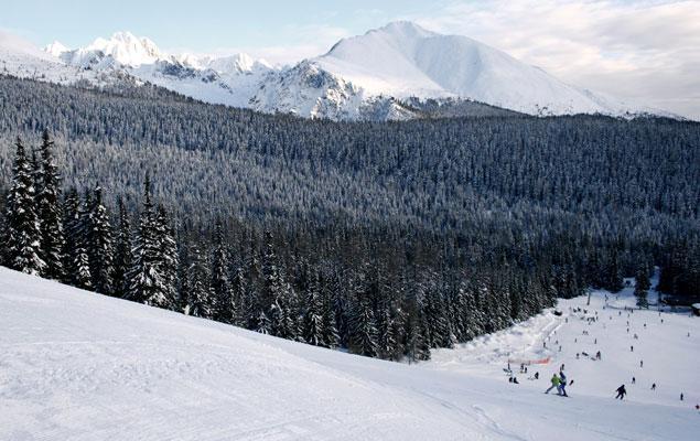 Skidor tjeckien