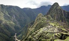 Machu Picchu får konkurrens