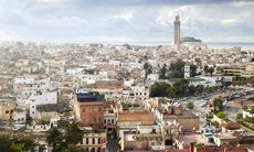 24 timmar i Casablanca