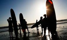 Costa Ricas bästa surfing