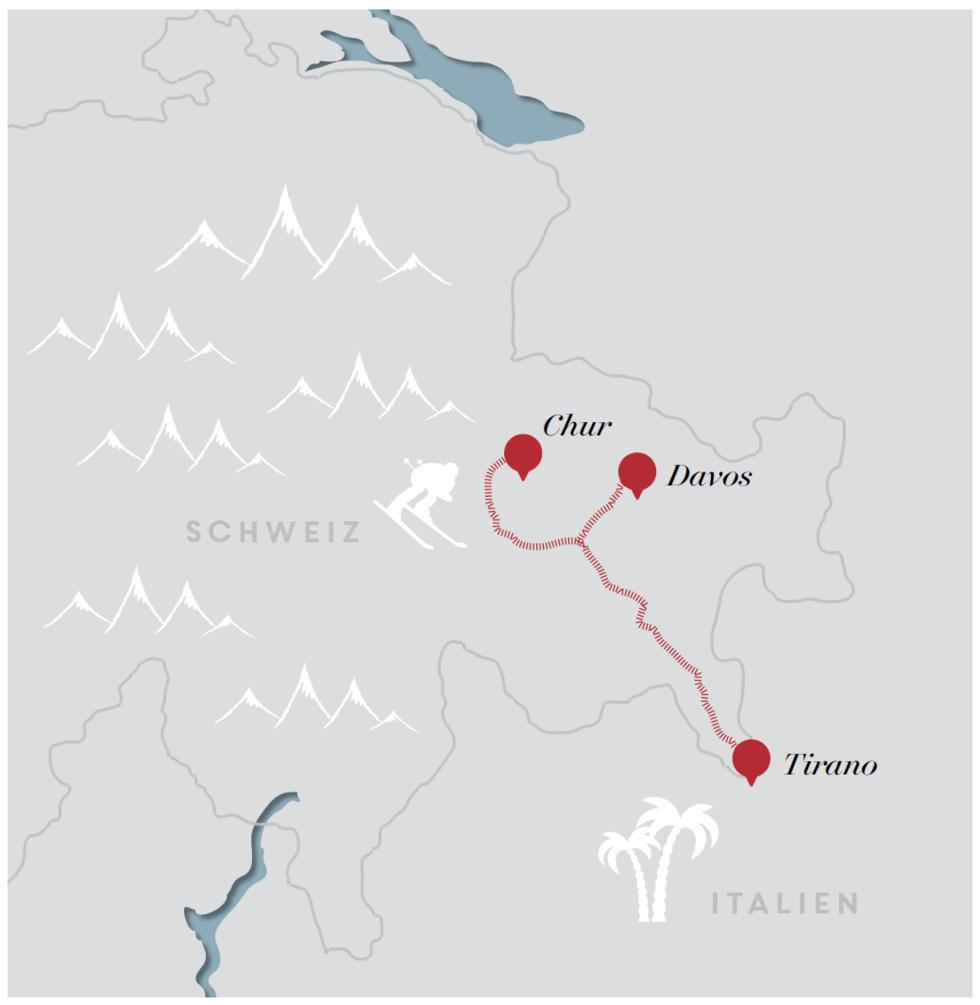 Karta Tyskland Tag.Europas Vackraste Tagresor 8 Makalosa Rutter Vagabond