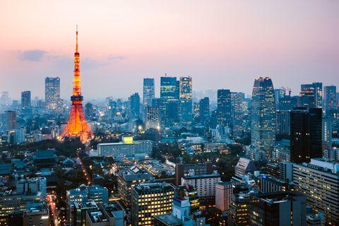 Köpenhamn Till Japan